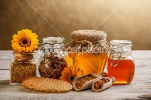 depositphotos_19714937-Honey-and-pollen